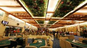 A restaurant or other place to eat at Grand Diamond City Hotel & Casino