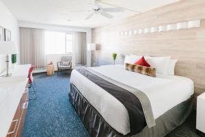 A room at Elk + Avenue Hotel