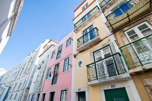 A fachada ou entrada de BmyGuest - Lisbon Inner Bairro Alto
