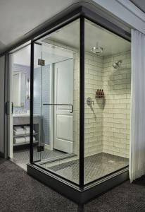A bathroom at Pendry San Diego