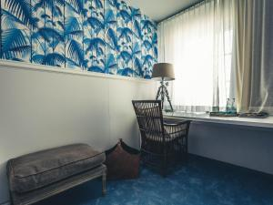 A seating area at Hotel & Ristorante Bellora