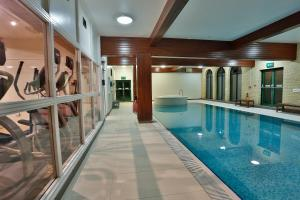 The swimming pool at or near Best Western Buckingham Hotel