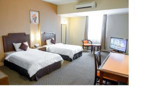 A room at Sentosa Regency Hotel