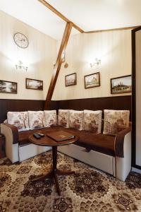 Лаундж или бар в Мини-Отель Дом Романовых