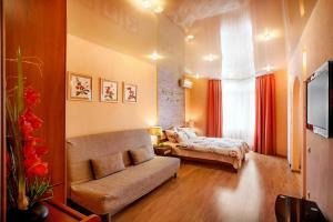Номер в Apartment GreenHouse at Bazhova