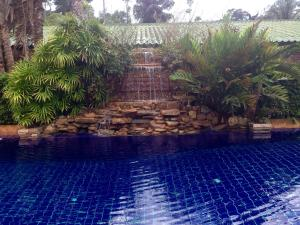 The swimming pool at or near Garden Resort