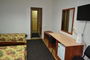 Гостиная зона в mini-hotel na Melentjeva