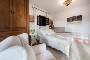 A room at Villa Caracoles
