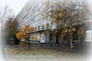 Фасад или вход в Apartments at Kondratyevskiy 75 block 2