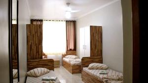 A room at Hotel Rio Branco