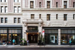 Façade ou entrée de l'établissement Ace Hotel New York