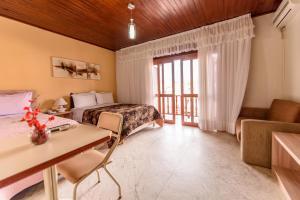 A room at Pousada Santo Antônio