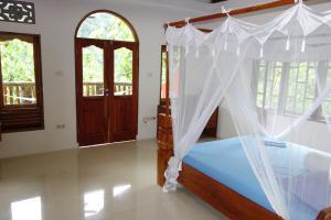 A room at Hotel Orangutan
