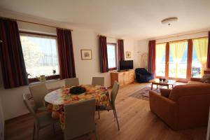 Posezení v ubytování Appartement Alpenblick by Schladming-Appartements