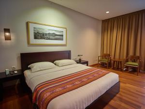 Een kamer bij Jiwa Jawa Resort Ijen