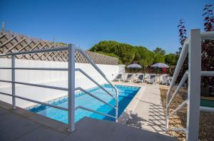 The swimming pool at or near Villa Granada