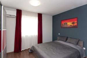 A room at Sofia Top Lux Apartment