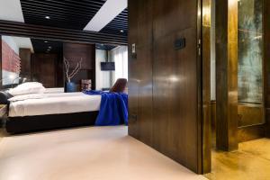 A room at STRAF | a Member of Design Hotels™