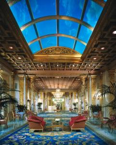The swimming pool at or near Fairmont Copley Plaza