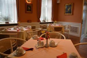 Ресторан / где поесть в Hotel Zámeček na Čeladné