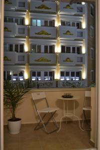 Balkón alebo terasa v ubytovaní Lazarus Apartment