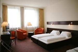 A room at ANDI Stadthotel München