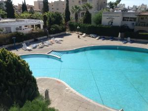 A view of the pool at Santa Barbara Complex or nearby