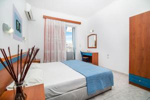 A room at Ano Kampos Hotel & Suites