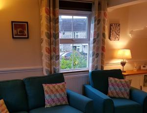 A seating area at The Annexe