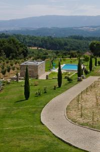 A view of the pool at Quinta do Souto - Casa de Campo or nearby