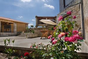 A porch or other outdoor area at Quinta do Souto - Casa de Campo