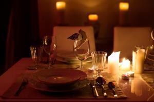 Ресторан / где поесть в Iris Apartment