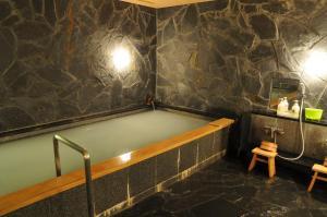 A bathroom at Hotel Terrace Yokohama