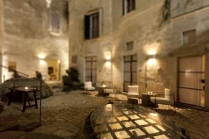 A restaurant or other place to eat at Corte San Pietro