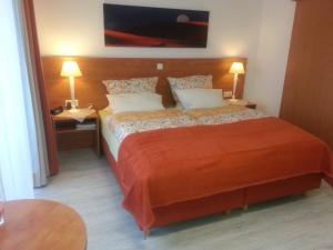 Ein Zimmer in der Unterkunft Studio im Haus Deutsch Krone