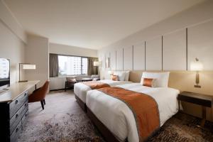 A room at Grand Prince Hotel Takanawa