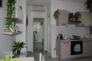 The lobby or reception area at L'Ancora di Torrione