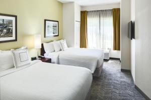 A room at SpringHill Suites Milford