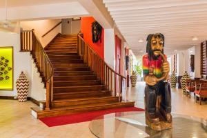 Лобби или стойка регистрации в Royal Decameron Montego Beach Resort - ALL INCLUSIVE