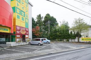 The facade or entrance of Select Inn Fujisan Gotemba