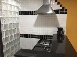 A cozinha ou cozinha compacta de Rio Habitat - Rubilite