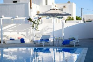 The swimming pool at or near Atlas Boutique Hotel