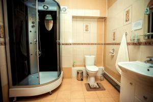 Ванная комната в Resort Forelka