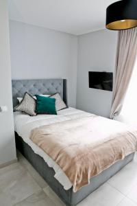 Pokój w obiekcie Elegant City Center Apartment 7B