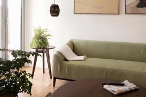 Zona de estar de 60 Balconies Urban Stay
