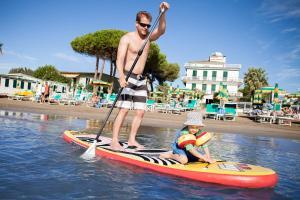 Attività in canoa presso l'hotel o nelle vicinanze