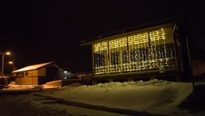 Mini Baza Krutitsy зимой