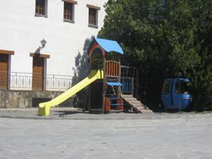Zona de juegos infantil en Hotel Anaya