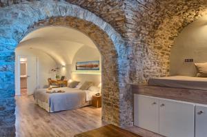 Una habitación en El Petit Convent