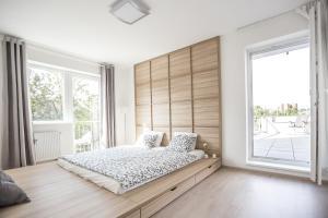 Pokoj v ubytování Sunny Apartment Ostrava Center
